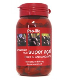 Supper Acai 500mg x 150 Capsules