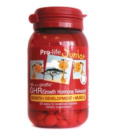 Junior GHR (Growth Hormone Releaser) 60 Tablets