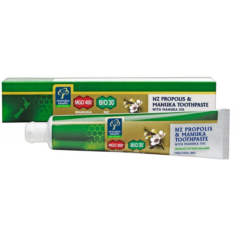 bee products gt propolis amp mgo 400 manuka toothpaste with manuka oil