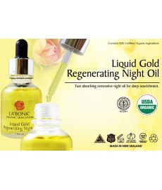 Liquid Gold  Regenerating Night Oil 30ml