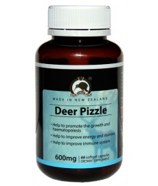 Deer Pizzle 600 mg  x  66 Capsules