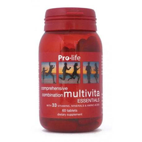 Multivita 33 Vitamins 60 Tablets