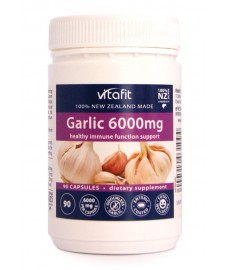 OXOAMIDIN Odourless Garlic Oil 6000mg x 90 Capsules