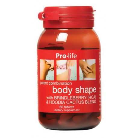Body Shape 60 Tablets