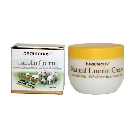 Natural Lanolin Cream