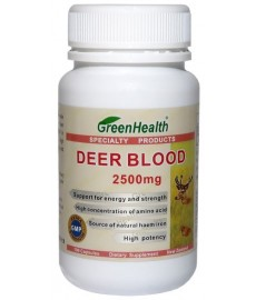 Deer Blood 100 Capsules