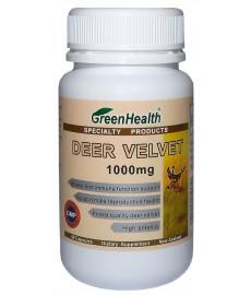 Deer Velvet 1000mg x 60 Capsules