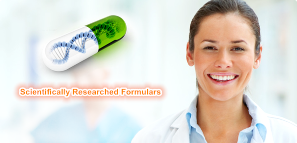 Scientifically Researched Formulars